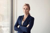 Pernilla Bonde, vd HSB Riksförbund. Bild: HSB