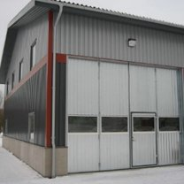 Industrigatan 10 D, Centrala Trosa