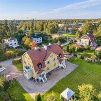 Villagatan 3 A-B, Sandviken / Hedgrind