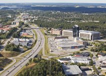 Stockholmsvägen 35, Bredden