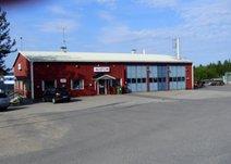 Fläktgatan 28, Backens Industriområde