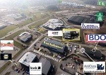 Borgås Gårdsväg 1 Varla -Hede Handelsområde, Borgås-Varla närmaste affärshusområde från E6, grannar med Plantagen, Sängjätten, Kvik, Bilia, Bilcenter Väst, Djursjukhuset m.fl