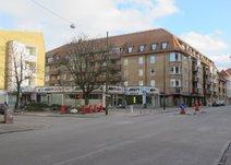 Östra Förstadsgatan 8, Slussen
