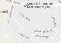 Erikslundsvägen 1, Centrum