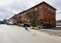 Industrivägen 10a, Hagalund