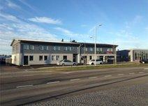 Garnisonsgatan 13, Berga industriomr