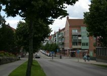 Fredsgatan 17, Centrala Katrineholm