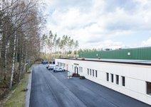 Ljungadalsgatan 17, Sjöuddens industriområde
