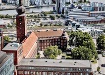 Kopparbergsvägen 4, Centrum