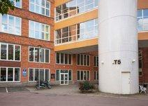 Ingenjör Bååths Gata, Centrum