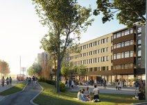 Tegeluddsvägen 98-100, Gärdet (Stockholm)