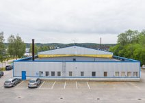Skalbanksvägen 9, Kuröds Industriområde...