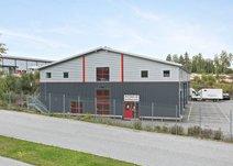 Fågelsångsvägen 14, Fågelsångens Industriområde