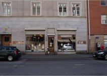 Östra Förstadsgatan 13, Slussen