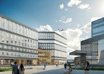Stockholm Arlanda Flygplats, Sigtuna