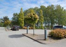 Ruskvädersgatan 14, Biskopsgården