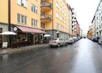 Café Bondegatan 13, Södermalm