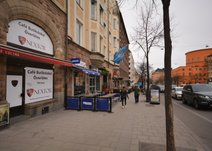AAA-Läge / Café / Odenplan, Vasastan