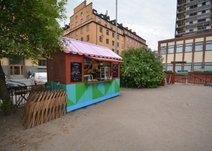 Cafe / Gotlandsgatan/Södermalm, Inom tull (Stockholm)