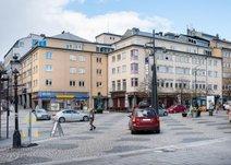 Kungsgatan 36, Centralt Innanför promenaderna