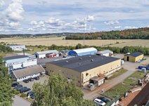 Fjärås Industriväg 19, Fjärås