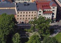 Kungsgatan 57 D, Centrala Uppsala