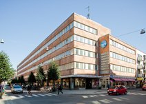 Centrala Uppsala, Centrala Uppsala