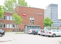 Stora Varvsgatan 1, Dockan