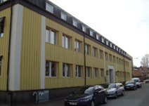 Gustaf Mattssons väg 2 , Centrum
