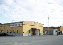 Norrkämstaleden, Norrkämsta Industriområde