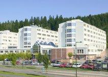 Universitetsallén 32, Centrum