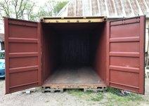"Bruksgatan 25, 20"" Container2, Älvkarleö"