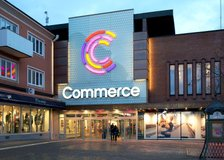 Commerce, Centrum
