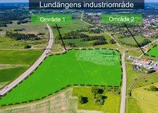 Götene Norra, Götene, Lundängens industriområde, område 1