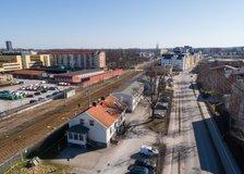 Södra Järnvägsgatan, Söder-Centrum