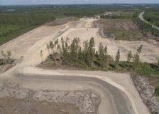 Växjö - Nylanda Verksamhetsområde, Norra delen, Öjaby