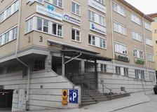 Lovisinsgatan 3, Centrala Södertälje