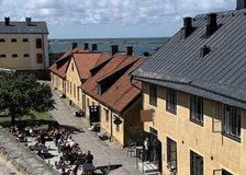 Varbergs Fästning, Centrum
