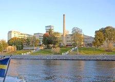 Lumaparksvägen 7, Södra Hammarbyhamnen
