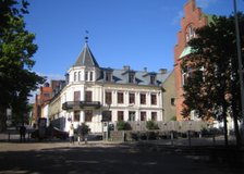 Sandgatan 4A, Centrala Lund