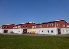Genvägen 1, Västra Trelleborg