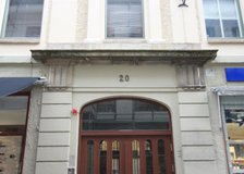 KORSGATAN 20, Centrum