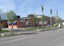 Verkstadsgatan 15, Gamla industriområdet
