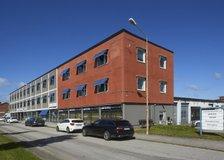 Murmansgatan 124A, Sege industriområde