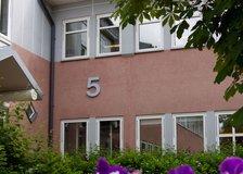Enhagsslingan 5, Enhagen