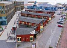 Tjärhovsgatan 1, Kalmar centrum