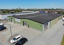 Sporregatan 16, Jägersro (Malmö)