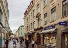Korsgatan 20, Inom Vallgraven