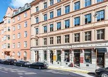 Linnégatan 9, Östermalm
