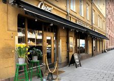 Restaurang Kungsholmen, Kungsholmen